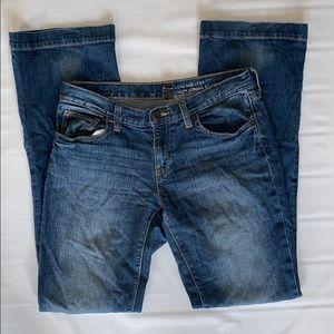 GAP   Long and Lean Fit Jeans Size: 6/28L